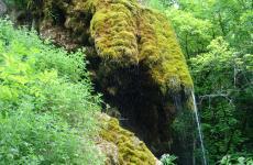 карпати водоспад