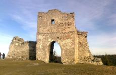 замок екскурсія