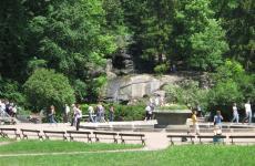 античний парк