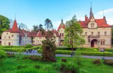 шенборна замок