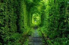 тунель кохання рівне