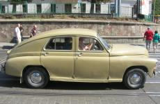 ретро автомобіль львів