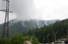 туман карпати