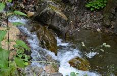 похід водоспад