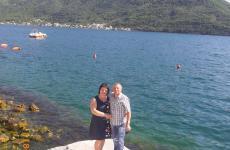 Романтичне місце Боко-Которської бухти