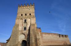 луцький замок екскурсія