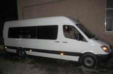 Mersedes Sprinter Extra Long