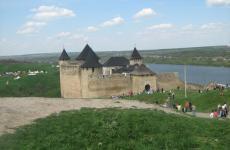 тур в хотинський замок