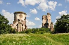 вежа замок