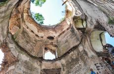 замок коріатовичів