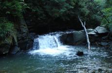 водоспад похід