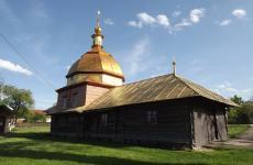 глиняни церква успення