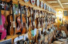 музей музичних інструментів