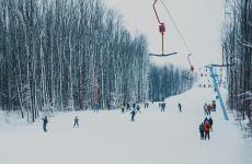 Тури на лижі