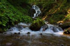 водоспат карпати